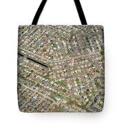 Housing Development, Florida Tote Bag