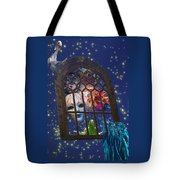 How Masks Are Born Tote Bag