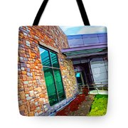 Howard County Library - Miller Branch Tote Bag