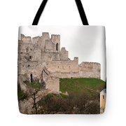 Hrad Beckov - Castle Tote Bag