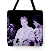 Humble Pie - On To Victory Tour At The Cow Palace S F 5-16-80 Tote Bag