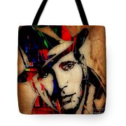 Humphrey Bogart Collection Tote Bag