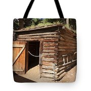 Ice House At The Holzwarth Historic Site Tote Bag