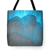Ice Rising Tote Bag