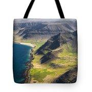 Iceland Plateau Mountains Tote Bag