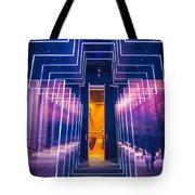 Illuminated Cross Tote Bag