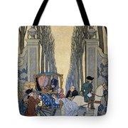 Illustration From 'les Liaisons Dangereuses'  Tote Bag