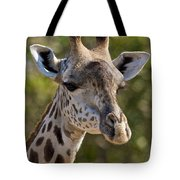 I'm All Ears - Giraffe Tote Bag