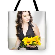 In Love And Waiting Tote Bag