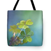 In Love With Nature Tote Bag