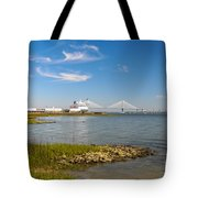 Port Of Call Tote Bag