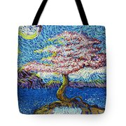 In The Flow Of Life Tote Bag