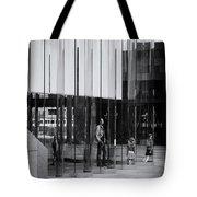 In The Glasshouse Tote Bag
