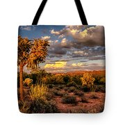 In The Golden Hour  Tote Bag