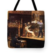 In The Mid Time Tote Bag