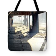 In The Shadows Of Mexicali Tote Bag