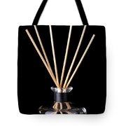 Incense Sticks Tote Bag