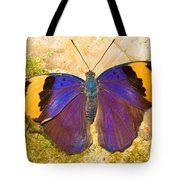 Indian Leaf Butterfly Tote Bag
