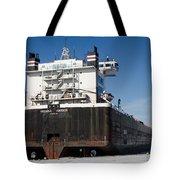 Indiana Harbor 4 Tote Bag