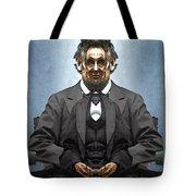 Inner Lincoln Tote Bag