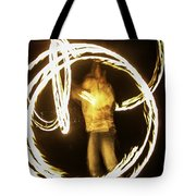 Inner Struggle Tote Bag