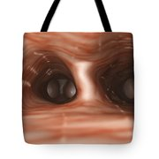 Inside The Lungs Tote Bag
