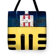 International Grille Emblem Tote Bag