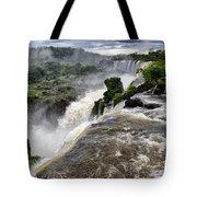 Iquassu Falls - South America Tote Bag