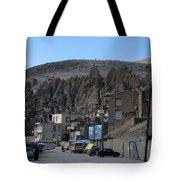 Iran Kandovan Stone Village Tote Bag