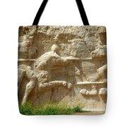Iran Naghsh E Rostam Tote Bag