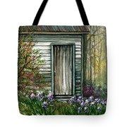 Iris By Barn Tote Bag