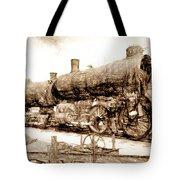Iron Horse Boneyard Tote Bag