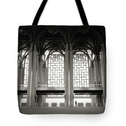 Iron Mosque Tote Bag