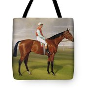 Isinglass Winner Of The 1893 Derby Tote Bag