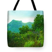 Sleeping Giant Tote Bag