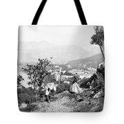 Italy Sorrento, C1869 Tote Bag