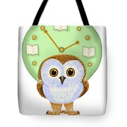 It's Read O'clock Tote Bag