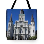 Jackson Square Tote Bag