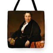Jacques-louis Leblanc Tote Bag