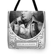 James Wilkinson (1757-1825) Tote Bag