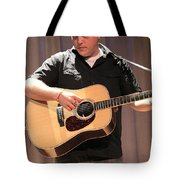 Jason Isbell Tote Bag