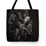 Jazz Passion Tote Bag