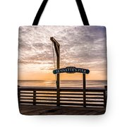 Jeanette's Pier  Tote Bag
