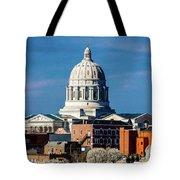 Jefferson City - Missouri - Missouri Tote Bag