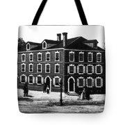 Jefferson's House, 1776 Tote Bag