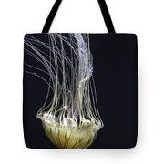 Jellyfish Of Aquarium Of The Bay San Francisco Tote Bag