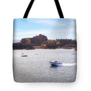 Jersey - Elizabeth Castle Tote Bag
