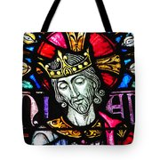 Jesus The King Tote Bag