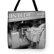 John Deere Diesel Tote Bag by Susan Candelario