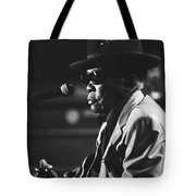 John Lee Hooker Tote Bag